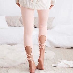 Aerie Ballerina Ballet Tie Leggings XS